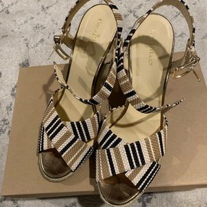 Cole Haan Hart Wedge, striped